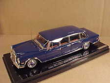 TrueScale 1/43 '69 Mercedes-Benz 600 Pullman, Elvis Presley's Limo  #TSM144339