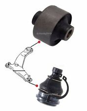 FOR MITSUBISHI GRANDIS 2.0TD 2.4i 05-10 FRONT WISHBONE BALL JOINT AND REAR BUSH