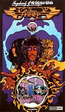 Thin Lizzy Vagabonds of the Western World Poster Art Print A1: 33x23