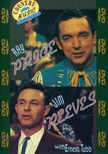 Jim Reeves/Ray Price With Ernest Tubb (2002, DVD NEUF)