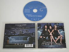 MONROSE/TEMPTATION(WARNER MUSIC GROUP 5051011-8689-2-4) CD ALBUM