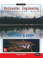 FAST SHIP: Wastewater Engineering: Treatment and Reuse 4E by George Tchobanogl