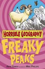 NEW -  FREAKY PEAKS -   HORRIBLE GEOGRAPHY ( NEW COVER ) Histories