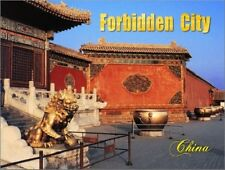 "*Postcard-""Forbidden City/China...Gilded Lion @ Palace of Tranquil Longevity"""