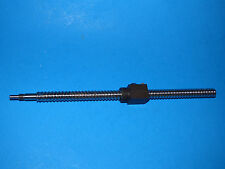 THK Linear Actuator 340mm Lead Screw with Nut Travel 265mm Nut 40mm Pitch 5mm