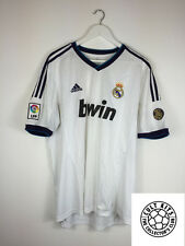REAL MADRID 12/13 Home Football Shirt (XL) Soccer Jersey Adidas