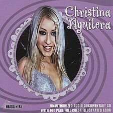 Christina Aguilera Unauthorized CD & Booklet NEW!