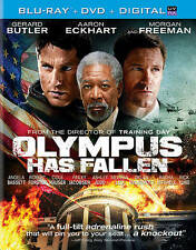 Olympus Has Fallen (Blu-ray Disc only )) Audio English & Francais