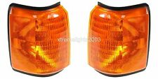 COUNTRY COACH INTRIGUE 1999 2000-2002 PAIR CORNER TURN SIGNAL LIGHTS LAMPS RV