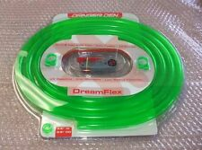 "Danger Den DreamFlex 3/8"" ID - 5/8"" OD UV Green PVC Tubing Kit + Clamps & Cutter"