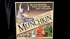 Munchkin Deluxe - Kill the Monsters, Steal the Treasure, Stab Your Buddy SJG