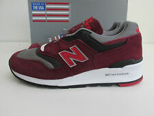 bnib NEW BALANCE 997 CRG UK 8 made in USA 990 998 574 576 577 670 1500 1300 991