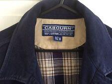 Cabourn Navy Chore Utility Jacket Men's - Size 02 M