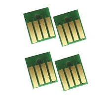 4 x Toner Reset Chip for Lexmark (52D1H00 52D1000) MS710 MS711 MS810 MS811 MS812