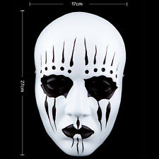Heavy Metal Slipknot Band Joey Jordison Mask Halloween Party Costume Resin Prop