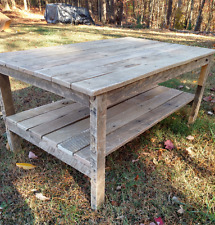 Pallet Wood- Coffee Table - Vintage, Rustic Look ***UNFINISHED***