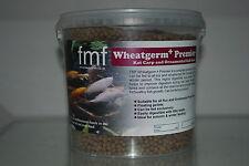 FMF Premier Germe de Blé koï Carpe étang Nourriture Pour Poissons 6 Kilo Sceau