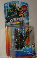 METALLIC GREEN GILL GRUNT * SPECIAL EDITION-Skylanders GIANTS figure-NEW-in BOX