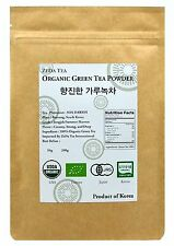 100%  Organic Korean Matcha Green Tea Powder 200g, Certified USDA Organic