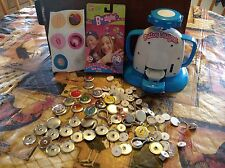 BANDAI BRAND B*STYLIN' ** BADGE IT BUTTON MAKER w extras!