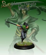 Bushido BNIB - Chiyo temple bushi (model from Ito starter) - The Ito Clan