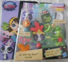 LPS NIP PENNY LING AND VINNIE ON WITH THE SHOW IF BOUGHT BEFORE EASTER, BUNNY TO