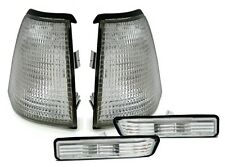 CLEAR INDICATORS LIGHTS FOR BMW E36 3 SERIES SALOON ESTATE & COMPACT 1996-2000