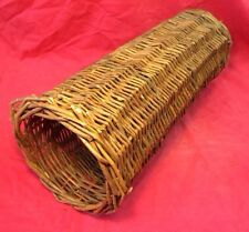 Willow Tunnel Hide Guinea Pigs Chinchilla Rats Dwarf Rabbits Ferret 16 X 6 Inch