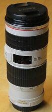 Canon EF 70-200L f4 IS, good working condition