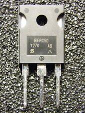 5x IRFPC50 Power MOSFET 600V 11A 180W 0,6Ohm, Siliconix