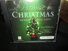 New Sealed Christmas Music CD The Promise of Christmas Lifeway Worship Christian