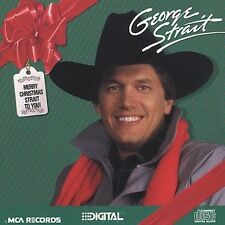 Merry Christmas Strait to You by George Strait (Cassette, Sep-1993, MCA)