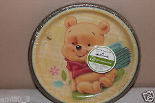 NEW WINNIE THE POOH HONEYPOT 8 DINNER PLATES  PARTY SUPPLIES