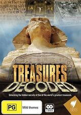 Treasures Decoded DVD NEW