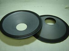 "Pair 15"" Paper Cones - Speaker Parts - #1 -- CS"