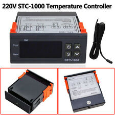 New Digital Temperature Controller Temp Thermostat Aquarium Sensor STC-1000