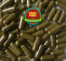 1 Bottle@120 CAPSULES DRIED SOURSOP GRAVIOLA GUANABANA GUYABANO ORGANIC LEAVES
