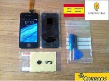 Kit Pantalla Iphone 4 +Tapa +Boton,cable,Protector Templado (ENVIO CERTIFICADO)