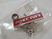 PIN'S DINKY TOY'S EDITIONS ATLAS