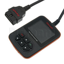 i906 iCarsoft OBDII Pro Diagnostic Code Scanner ABS Airbag Engine Trans Volvo