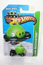 Hot Wheels Angry Birds Minion Pig Die-Cast Metal 1:64 Scale Car HW Imagination