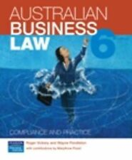 Australian Business Law: Compliance and Practice by Roger Vickery, Wayne...