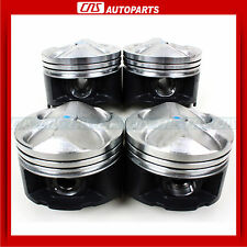 "JDM HONDA CIVIC TYPE R B16B CTR Si B16A 82.00MM (.040"" OVER) PISTONS + RINGS SET"