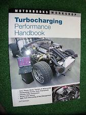 Turbocharging Performance Handbook Motorbooks Automotive Car Bike ++ Manual 2007