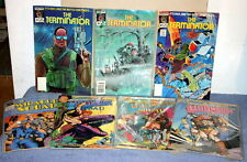 Lot of 7 Comics The Terminator, Doomsday Squad & Miracle Squad