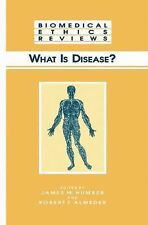What Is Disease? (1997, Hardcover)