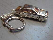 Bmw E30 Limousine  Anhänger  Schlüsselanhänger -versilbert- Keyring