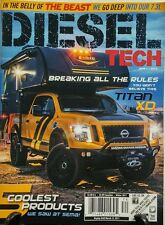 Diesel Tech Winter 2017 Nissan Titan XD 5 Coolest Products FREE SHIPPING sb