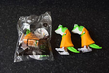 McDonalds Happy Meal Sing Miss Crawly Crawley Lot of 3 Wind up Toy New & Used