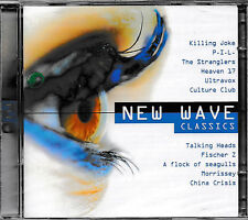 NEW WAVE CLASSICS  / 2-CD / NEU+OVP-SEALED!